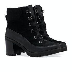 UGG Redwood Dames Laarzen - Black