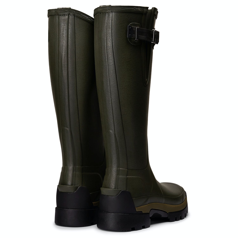 Hunter Balmoral Classic Side Adjustable Wellington Field Boots