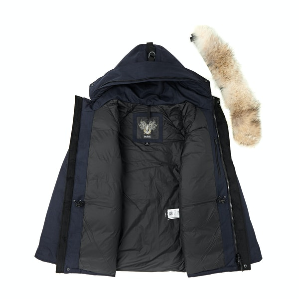 Nobis Heritage Fur Trim Men's Jacket