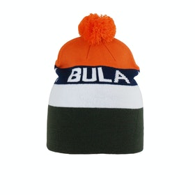 Bula Burn Beanie - Orange