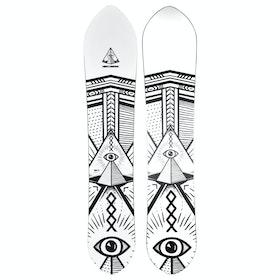 Vimana The Astro Snowboard - White