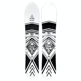 Snowboard Vimana The Vega - White