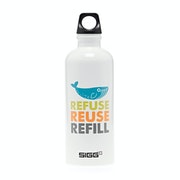 Sigg 2 Minute Beach Clean 0.6L Water Bottle