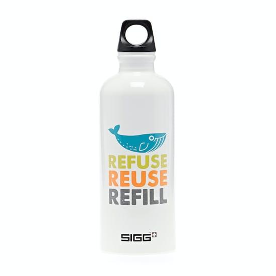 Sigg 2 Minute Beach Clean 0.6L Water Bottle