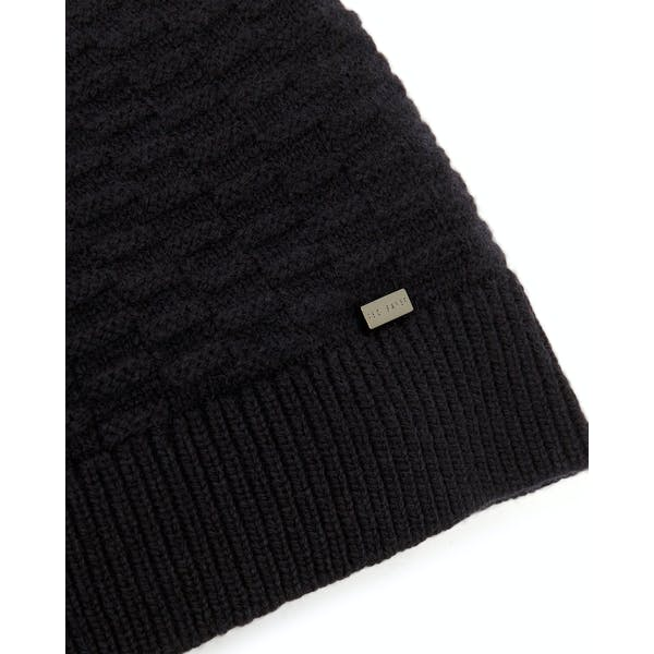 Ted Baker Leysaai Double Faux Fur Pom Stitch Women's Hat