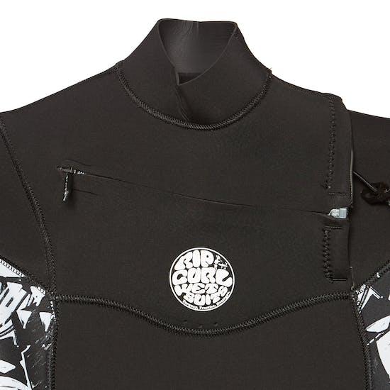 Rip Curl Dawn Patrol 4/3mm Chest Zip Ladies Wetsuit