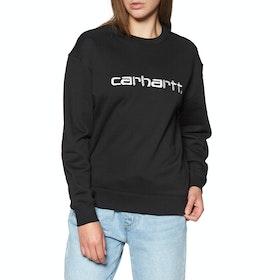 Carhartt Classic Womens Sweater - Black / White