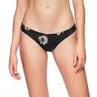 RVCA Downtown Cheeky Bikini Bottoms