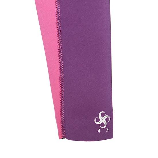 Sisstrevolution 7 Seas 4/3mm Chest Zip Damen Neoprenanzug