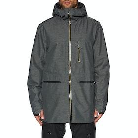 686 GLCR Eclipse Snow Jacket - Charcoal Heather