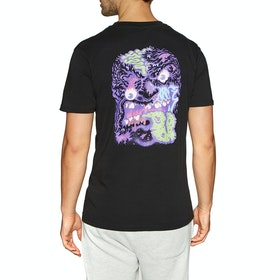 Santa Cruz Robface 2 Short Sleeve T-Shirt - Black