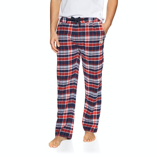 Superdry Laundry Flannel Pant Loungewear Bottoms