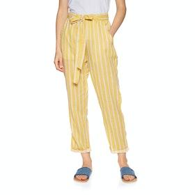 Rhythm Ipanema Womens Trousers - Sunshine