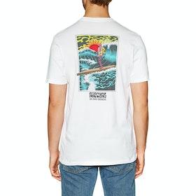 Rip Curl Grateful Short Sleeve T-Shirt - White