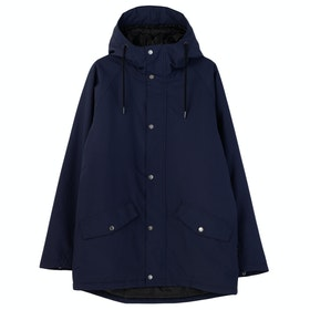 Tretorn Wings Woven Padded Waterproof Jacket - Navy