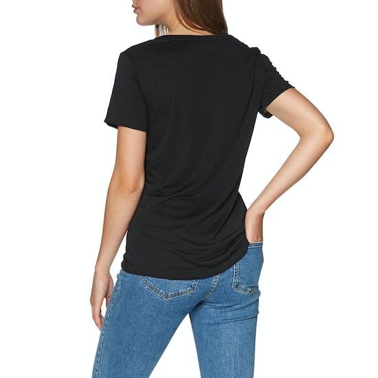 T-Shirt à Manche Courte Rip Curl Beauty Pocket