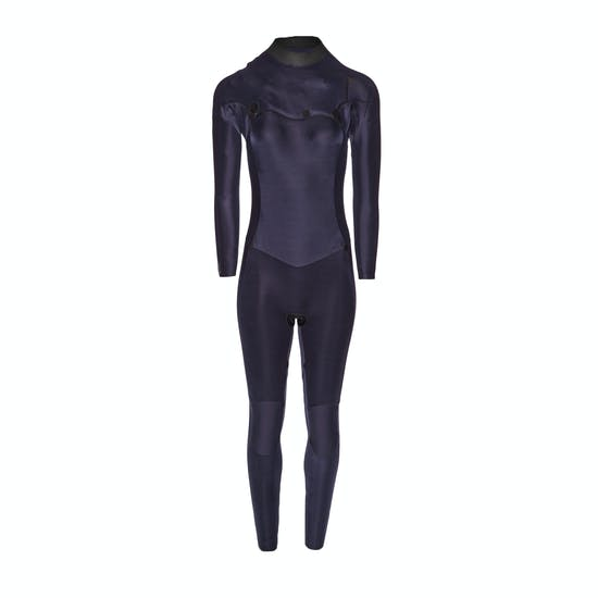 Roxy 4/3mm Syncro Chest Zip Womens Wetsuit