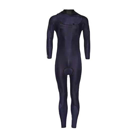 Quiksilver 4/3mm Syncro Chest Zip Wetsuit