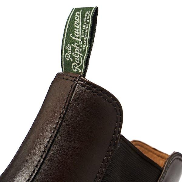 Ralph Lauren Bryson Chelsea Boots