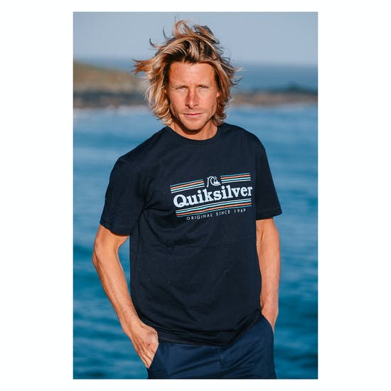 Quiksilver Get Buzzy Short Sleeve T-Shirt