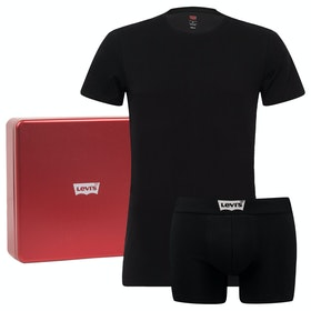 Boxer Levi's Starterpack Giftbox - Black
