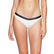Tommy Hilfiger Logo Waistband Bikini underdeler