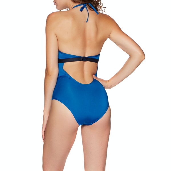 Costume Piscina Donna Tommy Hilfiger Cutout One Piece