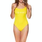 Tommy Hilfiger One Piece Logo Women's Swimsuit
