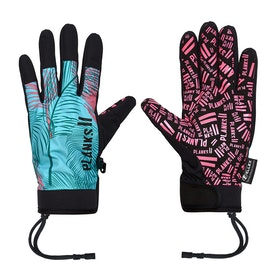 Planks High Times Pipe Snow Gloves - Miami Palm