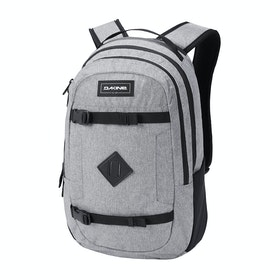 Dakine Urbn Mission Pack 18l Backpack - Greyscale