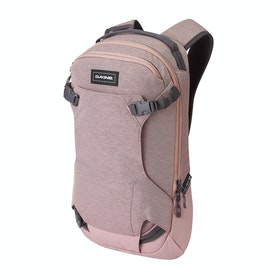 Dakine Heli 12L Womens Snow Backpack - Woodrose