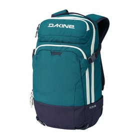 Dakine Heli Pro 20L Womens Snow Backpack - Deep Teal