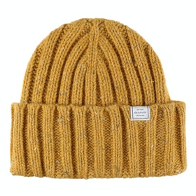 Gant Neps Knit Damen Hut - Honey Gold