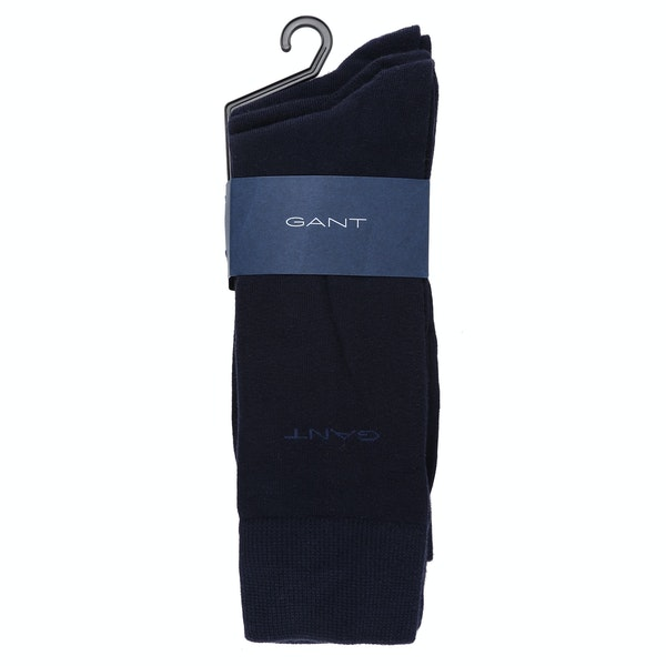 Gant 3-pack Soft Cotton Fashion Socks