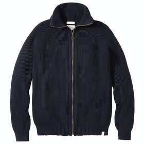 Peregrine Made In England Foxton Sweater - Navy