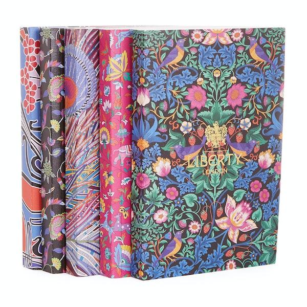 Book Donna Liberty London Mini Notebook Compendium