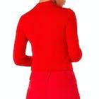 Perfect Moment Chevron Damen Pullover