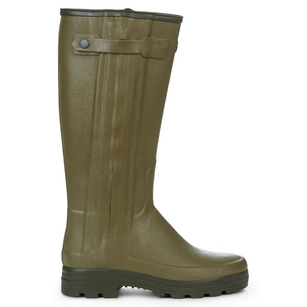 cheapest sells various styles Le Chameau Chasseur Neoprene 48cm Width Wellington Boots