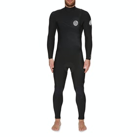Rip Curl Flashbomb 5/3mm Zipperless Wetsuit - Black