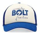 Lightning Bolt A Pure Source Trucker Cap