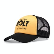 Lightning Bolt A Pure Source Trucker Cap