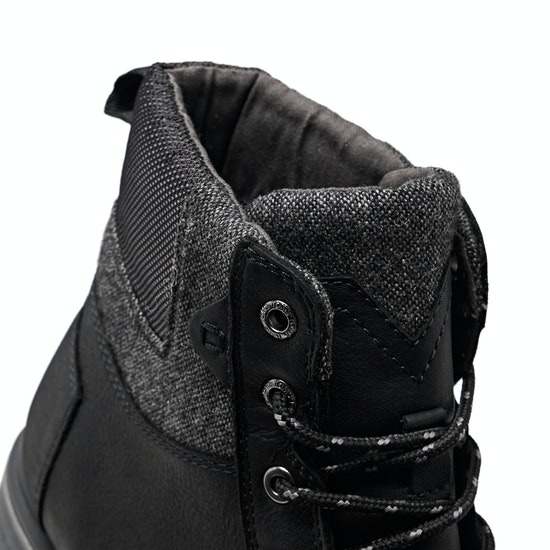 Toms Ashland Waterproof Brushed Wool Boots