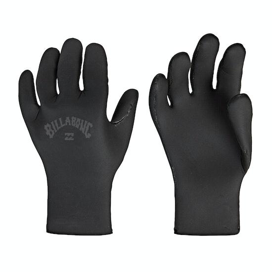 Billabong Absolute 2mm 5 Finger Boys Wetsuit Gloves