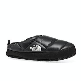 North Face Nuptse Tent Mule III Slippers - Tnf Black Tnf Black