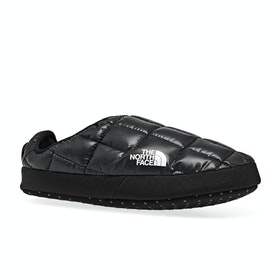 North Face Thermoball Tent Mule V Womens Slippers - Tnf Black Tnf Black
