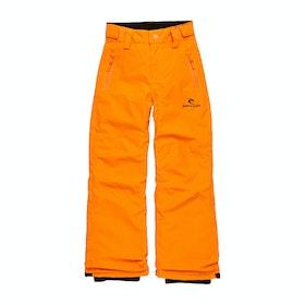 Rip Curl Olly , Snowboardbyxa Barns - Persimmon Orang