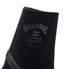 Billabong Furnace Absolute 3mm 2020 Round Toe Wetsuit Boots