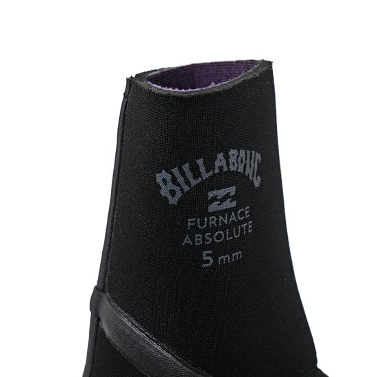 Billabong Furnace Absolute 5mm 2020 Round Toe Wetsuit Boots