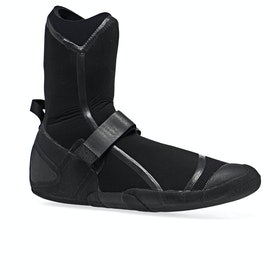 Billabong Furnace Carbon Ultra 5mm 2020 Round Toe Wetsuit Boots - Black