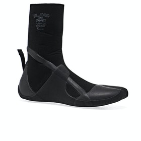 Billabong Furnace Synergy 5mm 2020 Split Toe , Våtdräkt skor Dam - Black